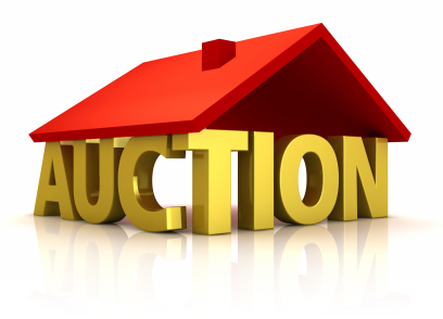 Selling House at Auction